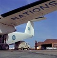 Buffalo 461 being unloaded in Beirut on 6 Feb 1974